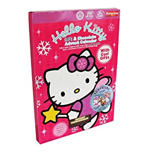 Hello Kitty Deluxe Adventskalender 2010 für 8,25 € inkl. VSK!