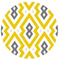 Jonathan Adler WallPops WPD0171 Aztec Diamond Dot Wall Applique