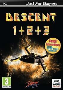 Descent 1+2+3