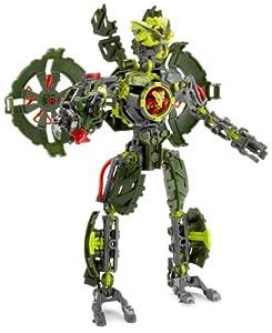 Mega Bloks - Neo Shifters Robot -Scar Dorn -Green-Templar Warrior