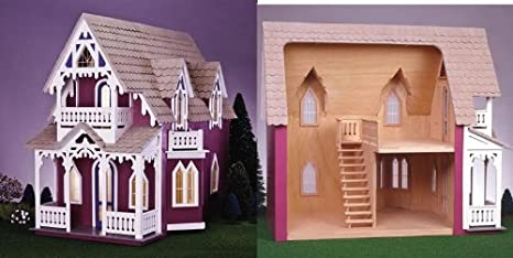 Greenleaf 8019 Doll House Cottage Vineyard Kit