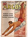 img - for Argosy September 11, 1937 Volume 275 Number 6 book / textbook / text book