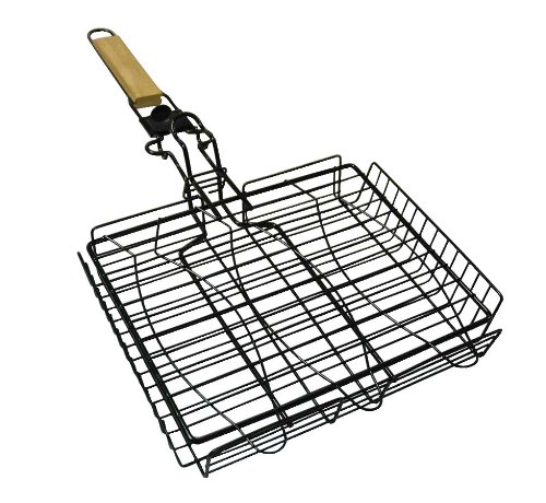 Napoleon 57010 Multi Grill Fish Basket with Removable Handle