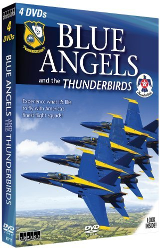 Blue Angels and Thunderbirds (Blue Angels Video compare prices)
