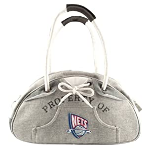 NBA Hoodie Bowler Purse by Littlearth
