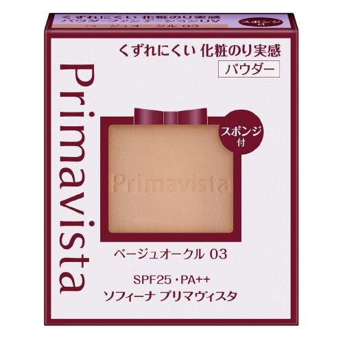 プリマヴィスタ くずれにくい化粧のり実感パウダーFD BO3