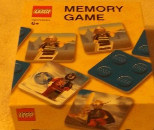 Lego Memory Game Ages 6+ - 1