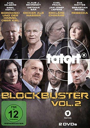 Tatort - Blockbuster Vol. 2 [2 DVDs]