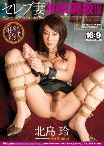 セレブ妻拘束調教 III [DVD]