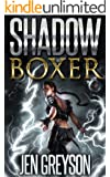 Shadow Boxer: NA Fantasy/Time Travel (Tesla Time Travelers Book 2)