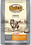 The Nutro Company Senior Wholesome Essentials Dog Food with Chicken, Whole Brown Rice and Oatmeal Formula, 15-Pound