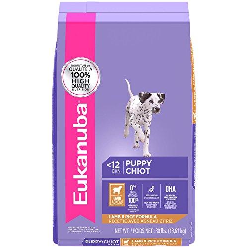 EUKANUBA Puppy Lamb and Rice Formula Puppy Food 30 Pounds (Iams Puppy Food Lamb And Rice compare prices)