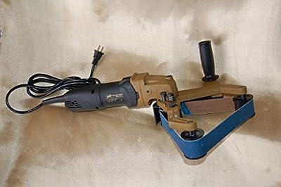 NEW Bluerock Tools Polishing Machine for Tig Plasma Arc Welds Model 40a Pipe Polisher Sander Grinder by BLUEROCK ® Tools