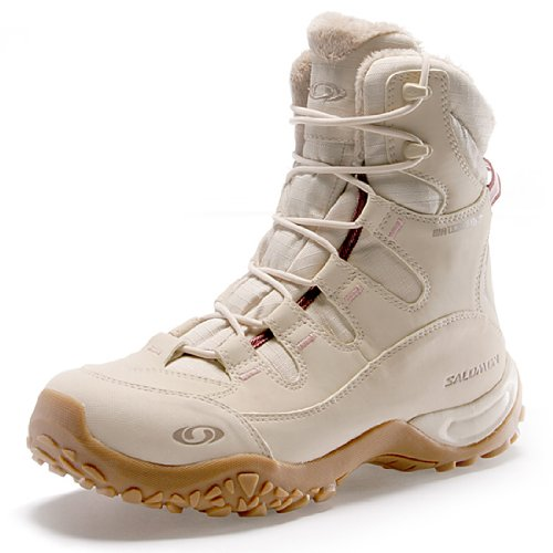 Salomon Schuh Damen, Chilly, sand, 38