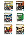 Avengers Mini Mighty Muggs Full Set of 6