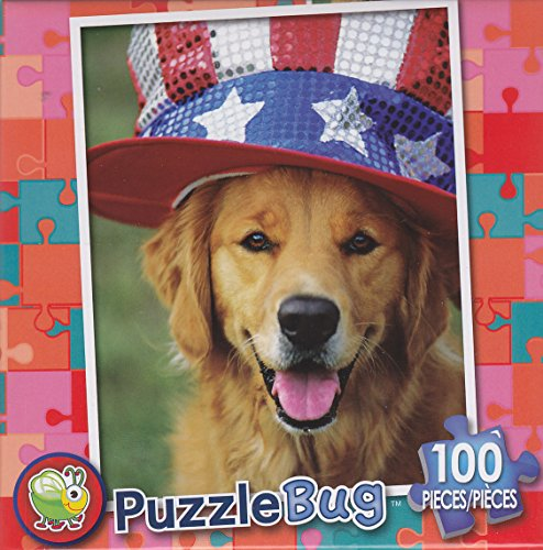 Puzzlebug 100 Piece Puzzle ~ Sam's Best Friend