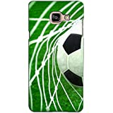PrintVisa Designer Back Case Cover For Samsung Galaxy On Max (Football A Cool Sport)