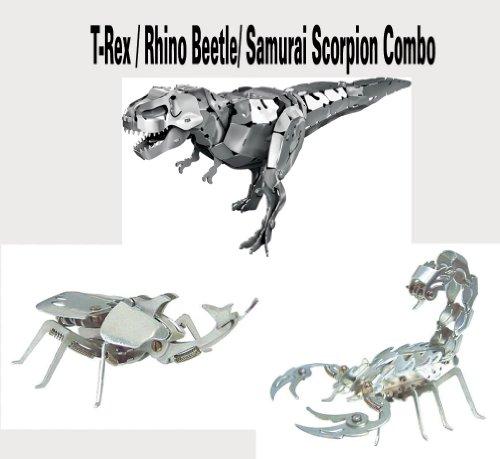 OWI-351/OWI-352/OWI-371 Mega Mantis/Samurai Scorpion/T-REX Aluminum Kit Combo