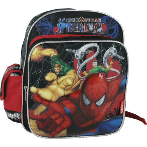Spiderman Toddler Backpack front-441832