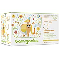 Up to 70% off on Babyganics Diapers at Amazon.com