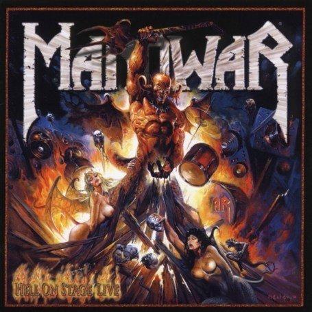Manowar - Hell on Stage Live - Zortam Music