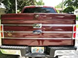 Ford F-150 F150 Chrome Tailgate Trim Kit 09-13 10 11 2009 2010 2011 2012 2013 thumbnail