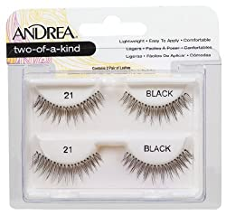Andrea Two of a Kind Eyelashes, 21