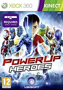 PowerUp Heroes - Requires Kinect (Xbox 360)