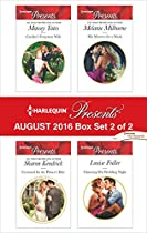 Harlequin Presents August 2016 - Box Set 2 Of 2: Carides's Forgotten Wife\crowned For The Prince's Heir\his Mistress For A Week\claiming His Wedding Night