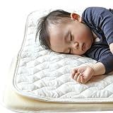 西川リビング ベビーキルトパッド 防水シーツ 2点セット 日本製 [Baby Product] ランキングお取り寄せ