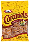 Kraft Caramels, Traditional, 9.5-Ounc…