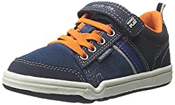 Stride Rite Made 2 Play Kaleb Sneaker (Toddler/Little Kid), Blue, 8.5 W US Toddler