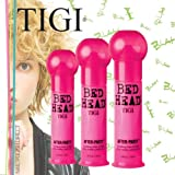 TIGI Bedhead - After Party Smoothing Cream 3 x 100ml Multi Pack