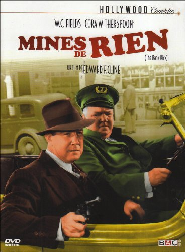 Mines de Rien (The bank dick)