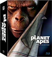 Planet Of The Apes 5 Film Collection Blu-ray by 20th Century Fox