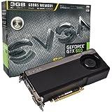 EVGA GeForce GTX 660 SUPERCLOCKED 3072MB GDDR5 DVI mHDMI Graphics Card 03G-P4-2666-KR