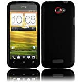 Hard Case Cover for AT&T HTC One X - Black