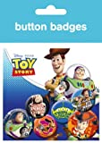 Posters: Toy Story Badge Pack - Characters, 4 X 25mm & 2 X 32mm Badges (6 x 4...