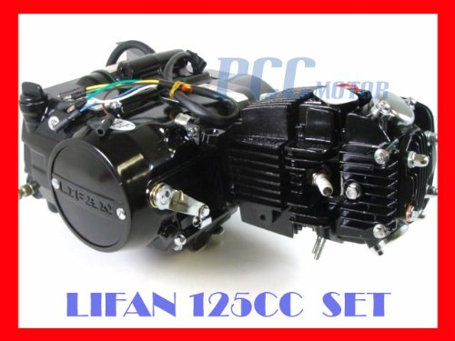 Lifan 125cc Motor Dirt Bike Engine Complete Set