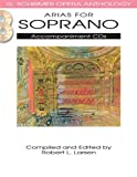 Arias for Soprano - Accompaniment CDs - G. Schirmer Opera Anthology