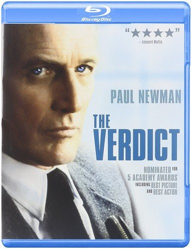 Blu-ray : The Verdict (, Digital Theater System, AC-3, Dolby, Widescreen)