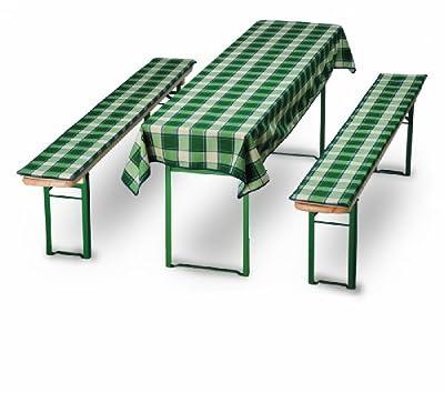 BEST 90150467 3-teilig Festbankauflagen Set, D.0467 von BEST bei Gartenmöbel von Du und Dein Garten