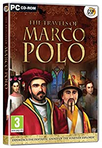 the travels of marco polo pc cd pc. Black Bedroom Furniture Sets. Home Design Ideas