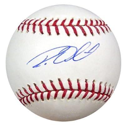 Roy Oswalt Autographed Official Mlb Baseball Houston Astros Jsa Stock #15724
