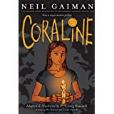 Coraline Graphic Novelpar Neil Gaiman