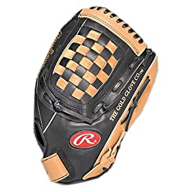 Rawlings Pro Lite Series Basket Web Fielder's Baseball Glove (12.5 - Inches)