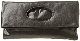 Latico  Molly 5515 Clutch Handbag,Black,One Size