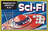 Sci-Fi: Magnetic Poetry Kit