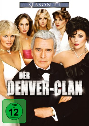 Der Denver-Clan - Season 2, Vol. 1 [3 DVDs]