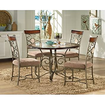 Steve Silver Thompson 5 Piece Dining Room Set